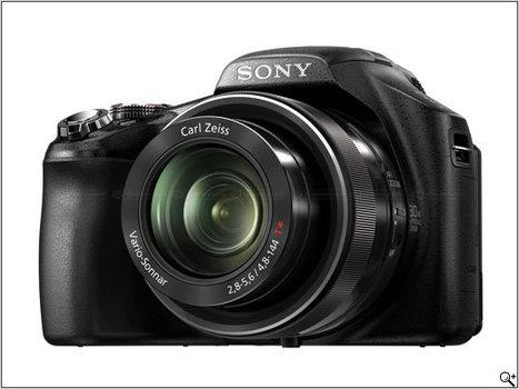 Sony unveils Cyber-shot DSC-HX100V and DSC-HX9V | Photography Gear News | Scoop.it
