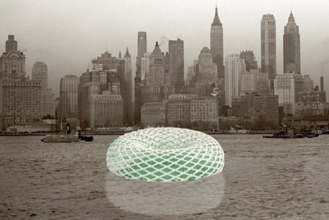 Floating Food Forest to Dock in New York City | Jardins urbains | Scoop.it