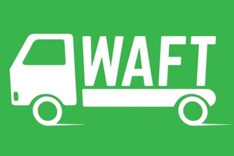 Waft transporte vos objets à la demande | Widoobiz | Infos en vrac | Scoop.it