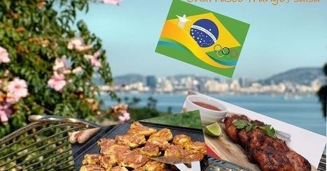 Recette de poulet à la plancha, sauce épicée aux melons et fines herbes (Brésil) | Street food : la cuisine du monde de la rue | Scoop.it