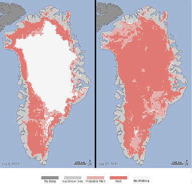 Thin Ice: Melting Greenland Might Be Set for a Mining Boom - Environment - GOOD   Sustainable Futures   Scoop.it
