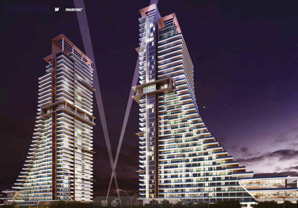 Swarovski to Unleash the Bedazzler on India Condo Tower | Innovative Design in Commercial Real Estate | Scoop.it
