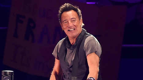 Bruce Springsteen Gives 9-Year-Old Fan Most 'Rocking and Rolling' Tardy Note Ever For School   I WANT MY MTV   Scoop.it