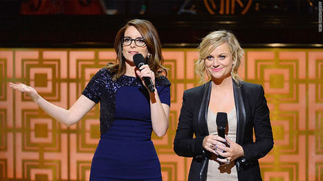 Tina Fey and Amy Poehler to co-host Saturday Night Live Christmas show with Bruce Springsteen  - CNN | Bruce Springsteen | Scoop.it