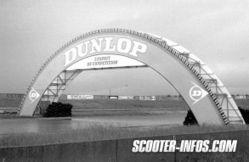 Dunlop a 125 ans : route et compétition, une même passion | actualités | Scooter Infos | Scooter's news | Scoop.it