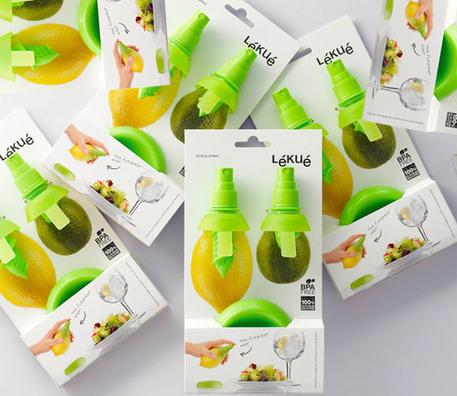 Lékué Citrus Spray Designed by Nomon Design | Packaging Design Ideas | Scoop.it