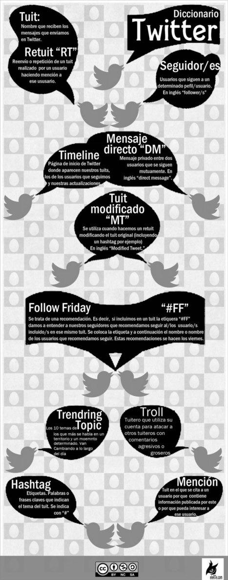 Diccionario de Twitter   Recursos para twitter   Scoop.it