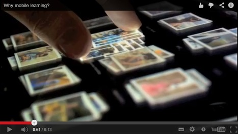 El poder del Mobile Learning (video) | Personal [e-]Learning Environments | Scoop.it