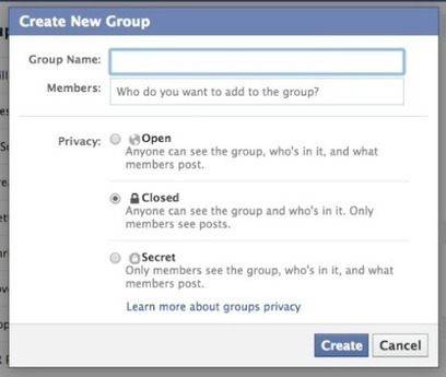 How to Use Facebook Groups to Build Your Business | MarketingHits | Scoop.it