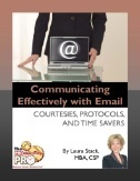Communicating effectively with email  courtesies, protocols, and time savers (E-book) | Language and Literature | Scoop.it