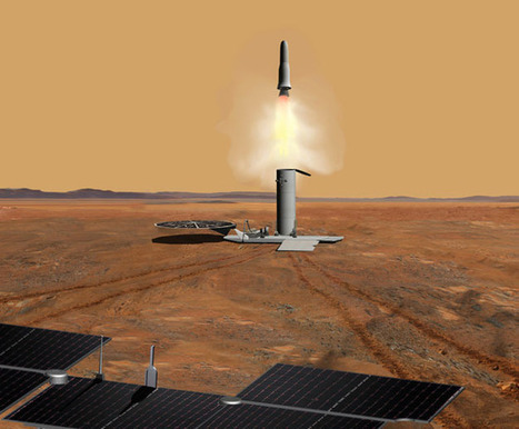 Do Budget Cuts Mean an End to Flagship Programs? - SpaceRef | Space matters | Scoop.it
