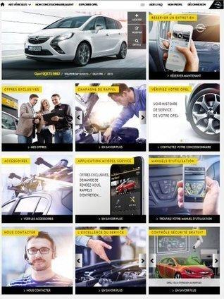 Opel fait du digital le socle de sa stratégie après-vente   Veille : E-commerce   Scoop.it