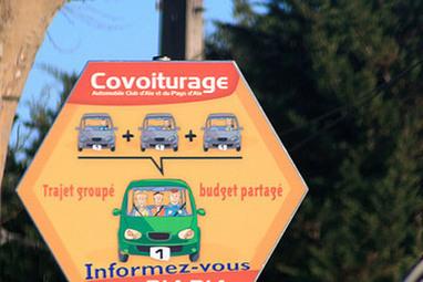 Covoiturage : Un français sur cinq | Economie Responsable et Consommation Collaborative | Scoop.it