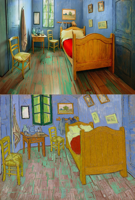 The Art Institute of Chicago Recreates Van Gogh's Famous Bedroom to be Rented on Airbnb | Navigate | Scoop.it