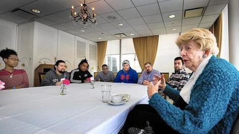 'It seemed like the right thing to do': Betty Ryan shares Selma story with students | Black History Month Resources | Scoop.it