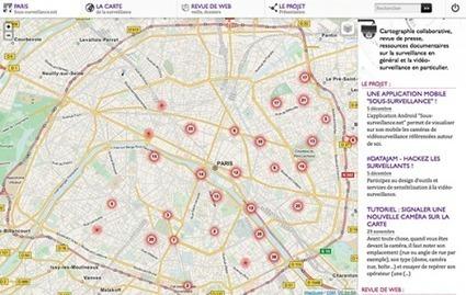 Paris.sous-surveillance est lancé ! | Geeks | Scoop.it