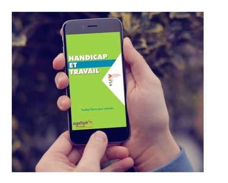 Emploi et handicap : la Fnath lance une application pour aider à l'insertion | Emploi + Handicap | Scoop.it