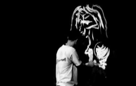 Painting a Steve Jobs tribute live | TUAW - The Unofficial Apple ... | Art, photography and painting | Scoop.it