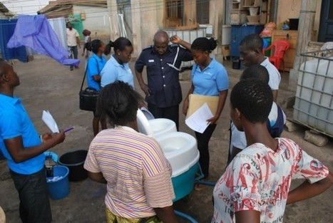 EcoSan pioneer Clean Team Ghana now servicing 50 more families   North South Tribune   Scoop.it