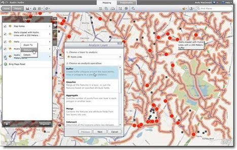 The Future of Cloud-based GIS Analysis with ArcGIS | Geographic Information Technology | Scoop.it