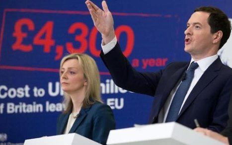 How Project Fear failed to keep Britain in the EU – and the signs that anyone could have read | CLOVER ENTERPRISES ''THE ENTERTAINMENT OF CHOICE'' | Scoop.it