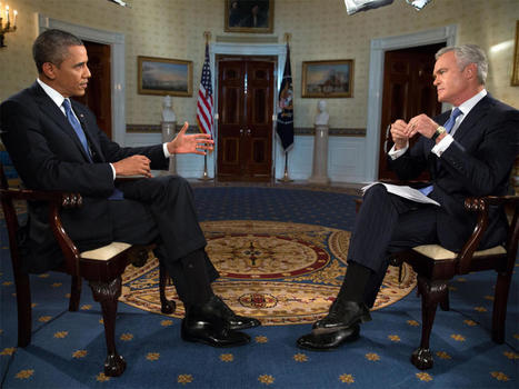 """Obama: """"I understand"""" American people aren't with me on Syria strike - CBS News 