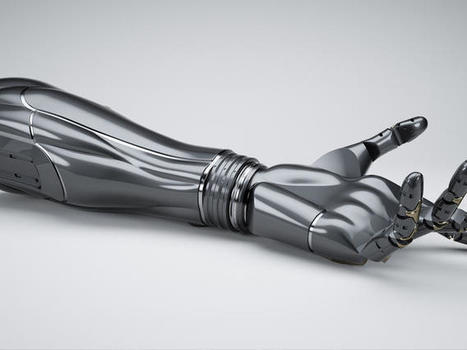 Wearing a Deus Ex-inspired bionic arm is the future of prosthetics | 3D Virtual-Real Worlds: Ed Tech | Scoop.it