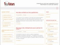 100futurs - prospective et futurologie | Channel Planning & Tendances Digitales | Scoop.it