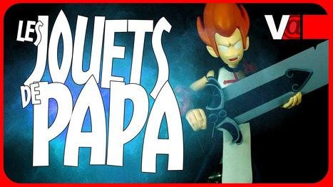 #LEREPLAY : « Les Jouets de Papa » présente la figurine Iop –... | Krozmotion | Scoop.it