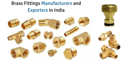 High Quality Brass Fittings Manufacturers and Exporters in India | Business | Scoop.it