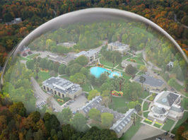 Houghton College to Become First College in Nation to Construct $84 Million Bio-dome over Main Campus | SCUP Links | Scoop.it