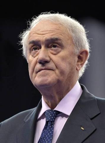 Bruno Grandi reelegido presidente de la FIG