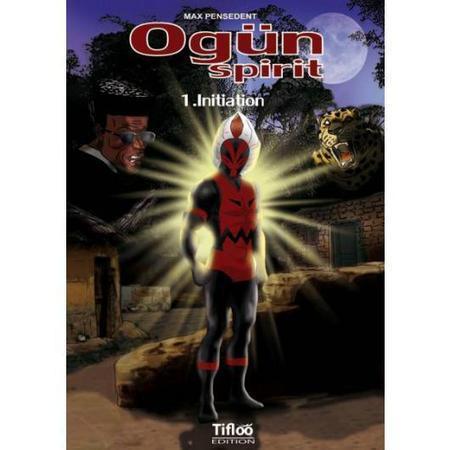 BD : Ogün Spirit | L'Afrique se livre | Scoop.it