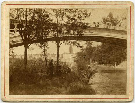 Le pont Saint-Michel: retour sur 170 ans d'histoire à Toulouse | Toulouse La Ville Rose | Scoop.it