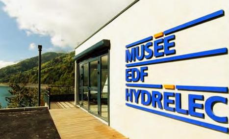 EDF Hydrelec : réouverture du musée français de l'hydroélectricité | Le groupe EDF | Scoop.it