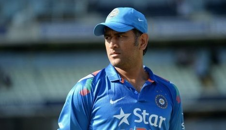 MS Dhoni - Leadership in the Hour of Crisis | Sales | Scoop.it