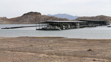 Lake #Mead, we'll be honest: You've looked better. #climate & #greed | Messenger for mother Earth | Scoop.it