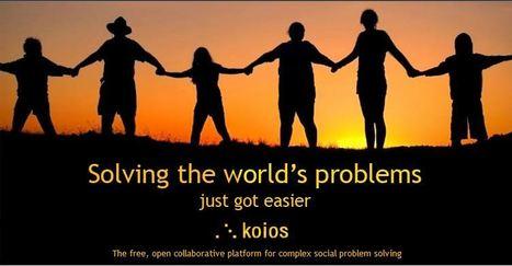 Koios - The online complex problem solving platform   The Next Edge   Scoop.it