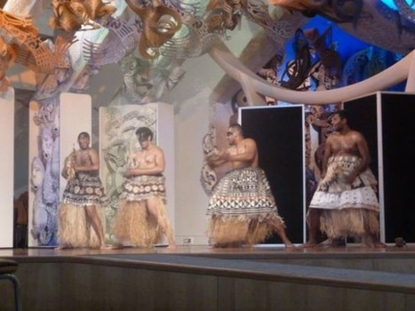 Let's Meke! Fiji language week 2013 | Te Papa | Kiosque du monde : Océanie | Scoop.it