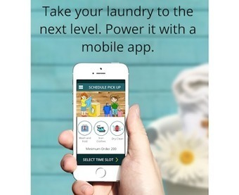 How important Laundry app development is for your laundry business?   Offshore Website Design and Mobile Development   Latest Trend   Scoop.it