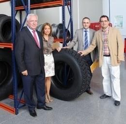 Eficiencia medioambiental de los neumáticos recauchutados - ECOticias.com | Caucho | Scoop.it