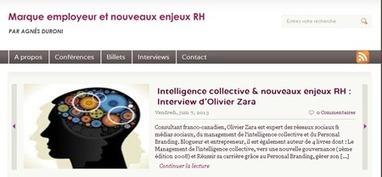 Intelligence collective & nouveaux enjeux RH » Management de l ... | Intelligence collective | Scoop.it