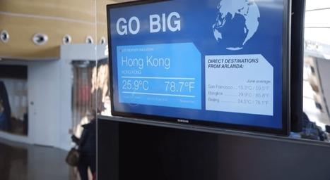Un simulateur de climat dans l'aéroport de Stockholm-Arlanda | Cabinet de curiosités numériques | Scoop.it
