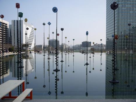 "Takis: ""Light trees"" | Art Installations, Sculpture, Contemporary Art | Scoop.it"