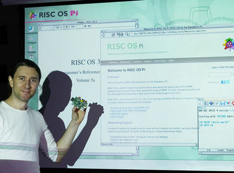 RISC OS Released For Raspberry Pi | Geeky Gadgets | Raspberry Pi | Scoop.it