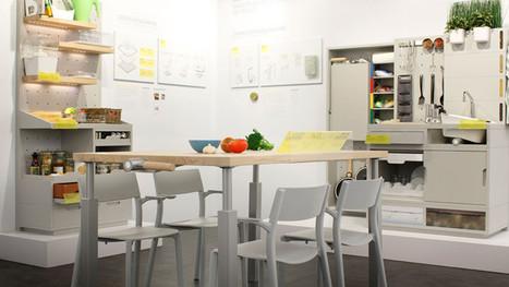 Así es la cocina inteligente de IKEA | tecno4 | Scoop.it