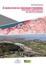 Pau-Bayonne - Observatoire de l'immobilier d'entreprises analyse du marché 2015 en sud pays basque   Dernières publications des agences d'urbanisme   Scoop.it