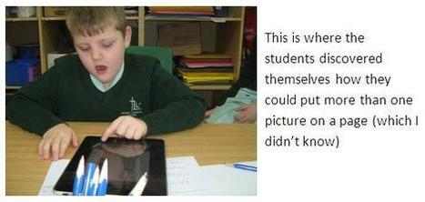 iPad Project - Project Year 1 | iPads in Education | Scoop.it