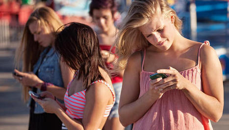 Why Teens Are Innovators Of A New Public Form Of Privacy | Teenagers UK | Scoop.it