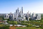 Great City: Adrian Smith + Gordon Gill Unveil Plans For China's First Self-Sufficient, Carless City | Societal Resilience, Foodproduction, Mobility, Living, Logistics, Infrastructure | Scoop.it